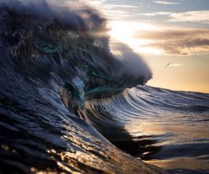 Monumental Waves Crashing in Australia