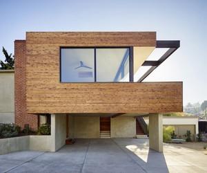 MORRIS HOUSE BY MARTIN FENLON ARCHITECTURE