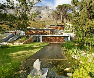 Mountain House in Cape Town, South Africa