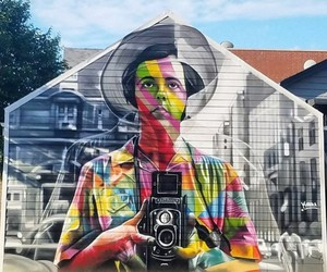 Tribute To Photographer Vivian Maier In Chicago
