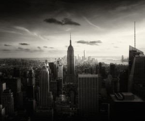 Moody B&W Photos of NYC by Alex Teuscher