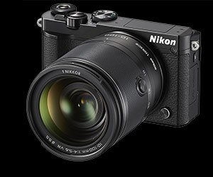 The Nikon 1 J5 is the Fastest Focus Camera Yet