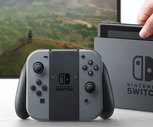 First look at Nintendo's new games console Switch