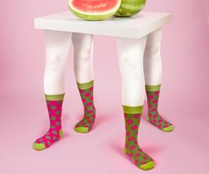 Odd Pears socks Campaign