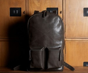 hard graft Old School Laptop Rucksack Backpack