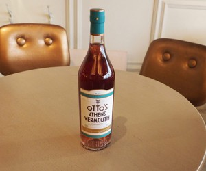 INTRODUCING: OTTO'S ATHENS VERMOUTH