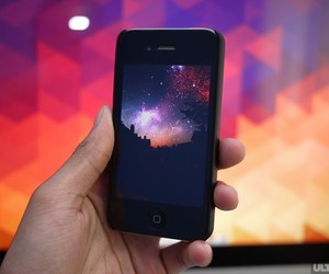 Create Cool Galaxy Like Images On Your iPhone