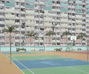 pastel hued courts by ward roberts