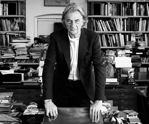 Fashion Designer Paul Smith
