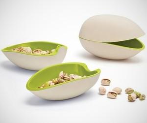 Pistachio Nut Bowls