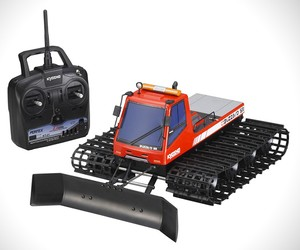 RC Snow Plow