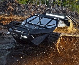 Ripsaw Extreme Vehicle 2 Super Tank