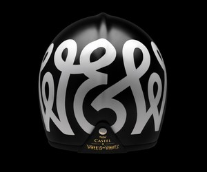 Wheels & Waves Helmet by Ateliers Ruby