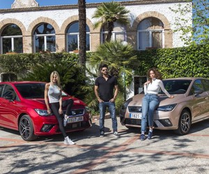 WHUDAT @ Pre-Drive Event of the new SEAT Ibiza