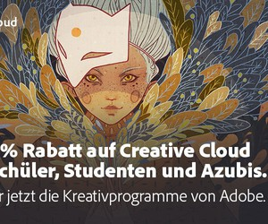 Adobe Creative for school, uni or trainees