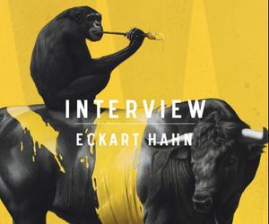 An inpiring interview with artist Eckart Hahn
