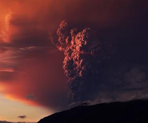 CALBUCO Volcano Erupts