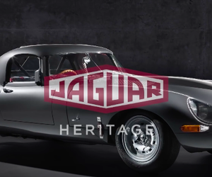 Watch the Creation of a Brand New Jaguar GT E-Type