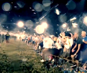 The world's largest Water Balloon Fight