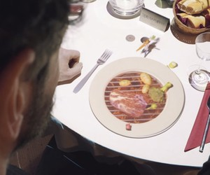 VIDEO: sweeten the waiting time to the meal with P