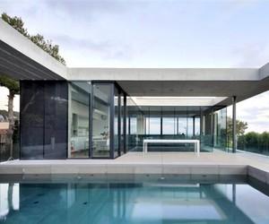 Contemporary Concrete Home in Spain