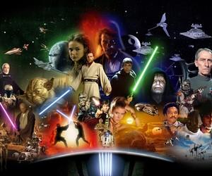 The Complete Star Wars Saga on Blu-ray