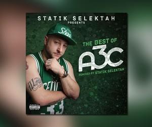 """Statik Selektah – """"The Best of A3C"""" (Remix-Tape)"""