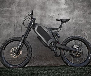 Stealth Bomber Electric Bike