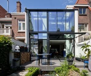 Straatweg Extension by BBVH Architecten