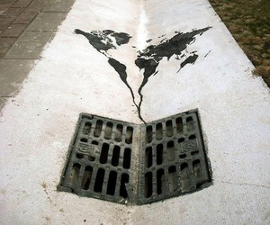 Clever Street Art Pieces and Murals by Pejac