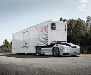 Volvo's Vera Autonomous Truck Concept