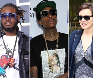 "T-Pain ft. Wiz Khalifa & Lily Allen ""5 O'Clock"""