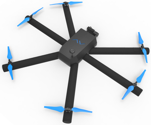 This Inflatable Drone Won't Worry About Water Land
