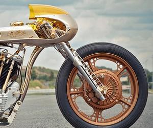"The Thunderbike ""PainTTless"" 2012"