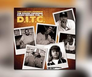 Tom Caruana - The Rough Versions Remix 5 - DITC
