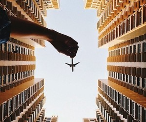 Awesome Photo Series of a Toy Plane Photos