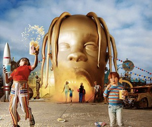 "Travis Scott - ""Astroworld"" // Full Stream"