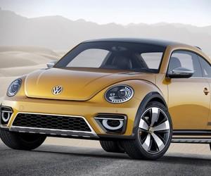 2015 VW Beetle Dune Concept