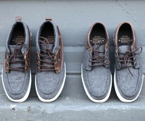 Vans California Spring 2012 Wool Pack