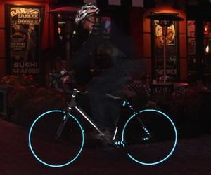 Velosight Reflective Decals for Cyclists