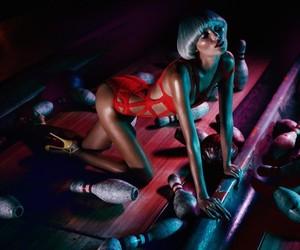 Vika Falileeva stars in Schon Magazine #30