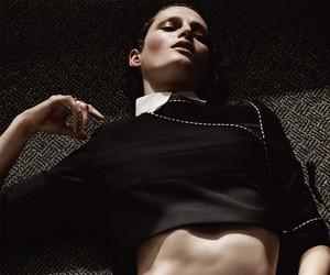 Vivien Solari by Josh Olins for Interview Magazine
