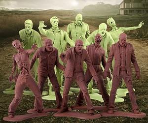 The Walking Dead Army Men