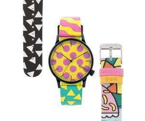 Komono x Happy Socks Colorful Watches