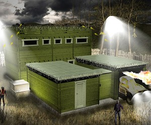 Zombie-Proof Cabin
