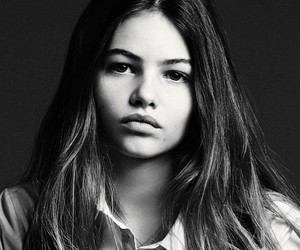 Thylane Blondeau by Stian Foss for Jalouse