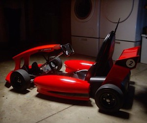 The smart Kart Arrow by Actev Motors