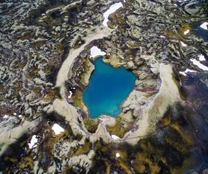 Aerial Landscapes of Iceland