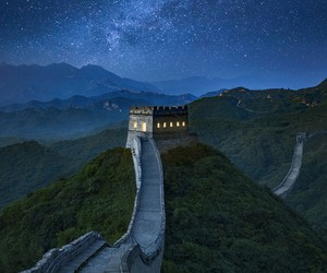 Airbnb Offers A Night On The Great Wall Of China