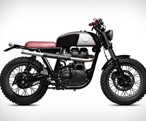 Royal Enfield by Analog Motorcycles
